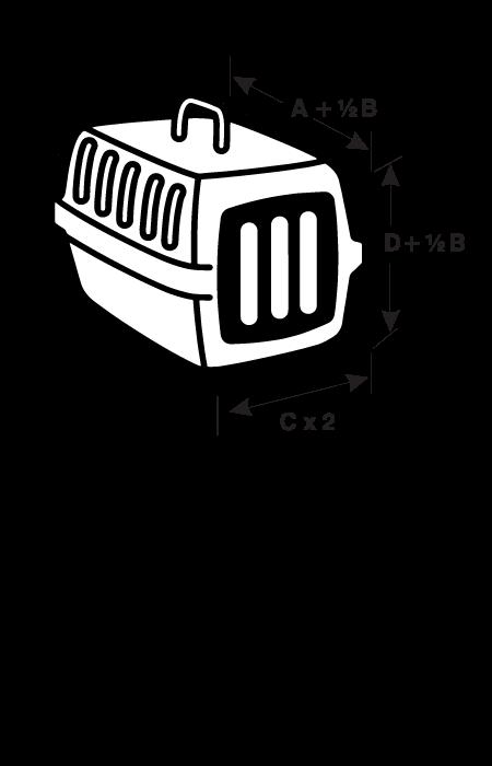 medidas transportin móvil