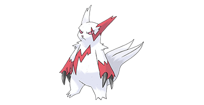 335 Gato Pokémon Zangoose