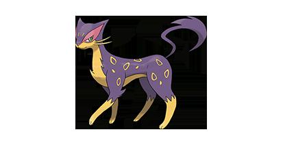 510 Gato Pokémon Liepard