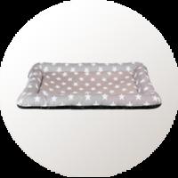 cama colchón colchoneta gato