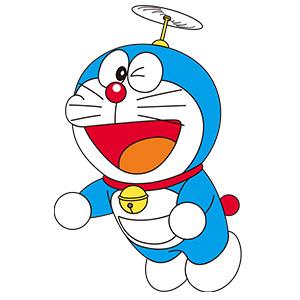 Nombres gatos famosos Doraemon el gato cósmico dibujos animados