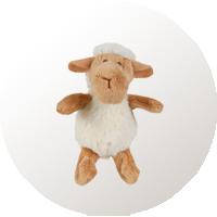 juguetes gatos peluche forma oveja